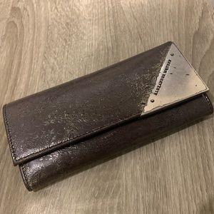Brand New Alexander McQueen Wallet